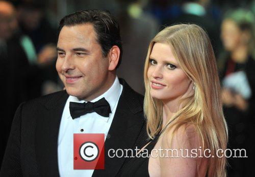 David Walliams, Lara Stone