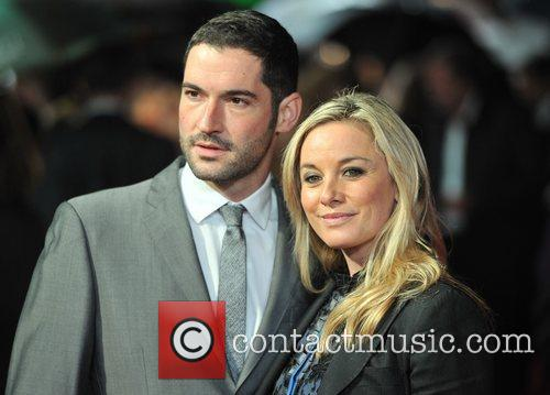 Tom Ellis, Tamzin Outhwaite and Odeon West End 5