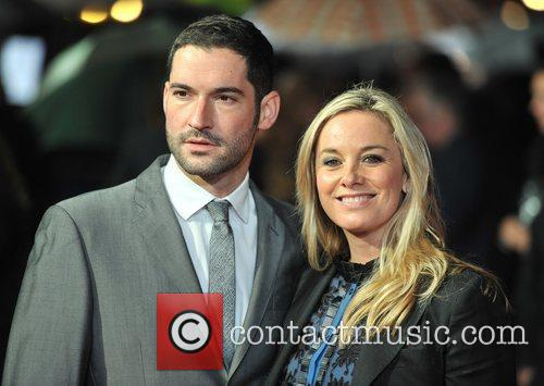 Tom Ellis, Tamzin Outhwaite, Odeon West End