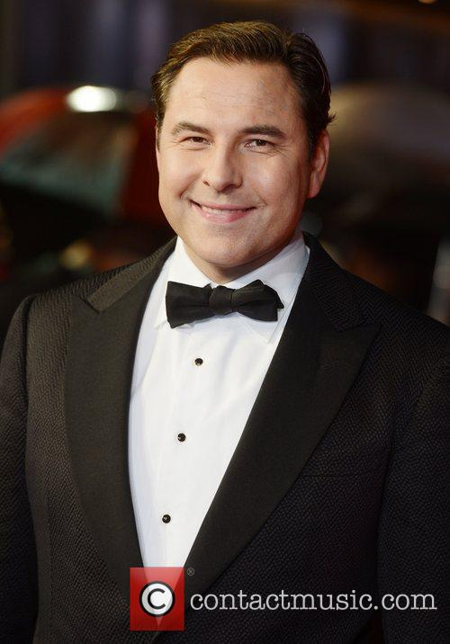 David Walliams, Great Expectations, Odeon, Leicester Square, London, England