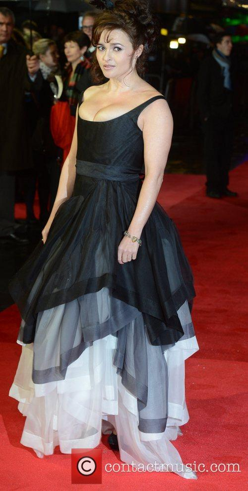 Helena Bonham- Carter, Great Expectations, Odeon, Leicester Square, London and England 2