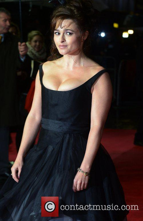 Helena Bonham- Carter, Great Expectations, Odeon, Leicester Square, London and England 3