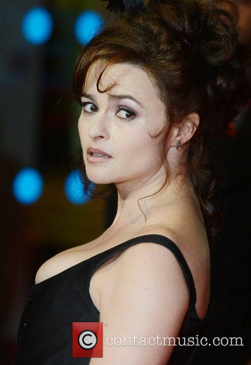 Helena Bonham- Carter, Great Expectations, Odeon, Leicester Square, London and England 1
