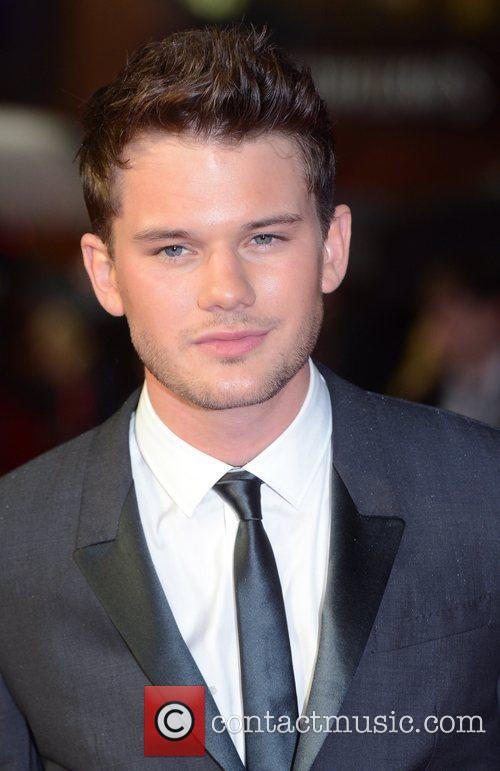 Jeremy Irvine, Great Expectations, Odeon, Leicester Square, London, England