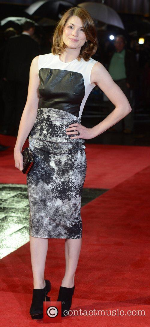 Jodie Whittaker, Great Expectations, Odeon, Leicester Square, London and England 2