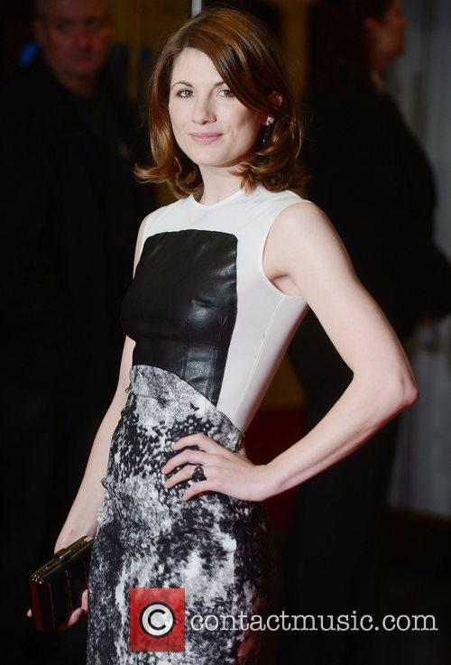 Jodie Whittaker, Great Expectations, Odeon, Leicester Square, London and England 1