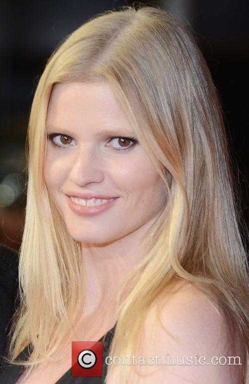 Lara Stone, Great Expectations, Odeon, Leicester Square, London and England 2