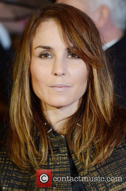 Noomi Rapace, Great Expectations, Odeon, Leicester Square, London and England 1