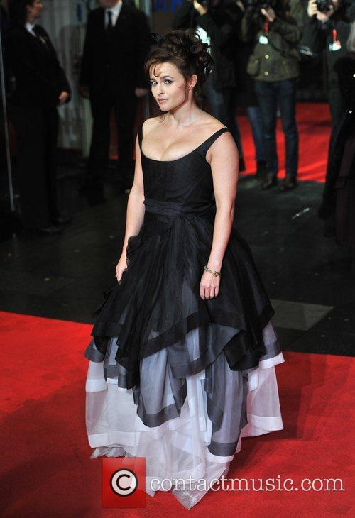 Helena Bonham Carter and Odeon West End 4