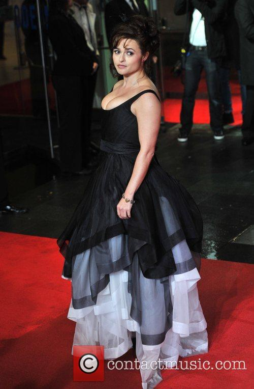 Helena Bonham Carter and Odeon West End 3