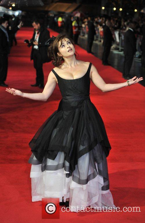 Helena Bonham Carter and Odeon West End 1