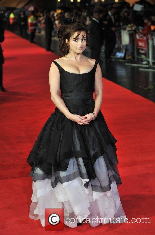 Helena Bonham Carter and Odeon West End 2