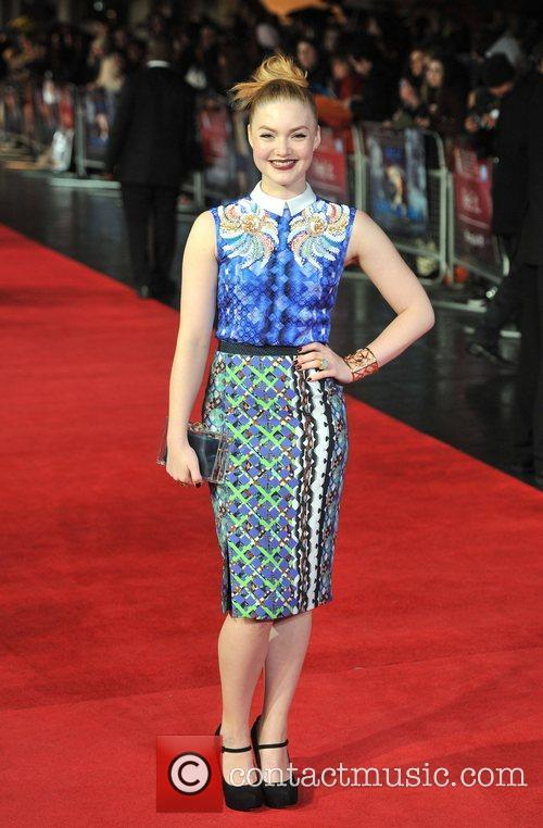 holliday grainger 56th bfi london film festival 5937830