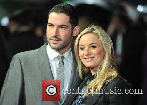 Tom Ellis, Tamzin Outhwaite and Odeon West End 2