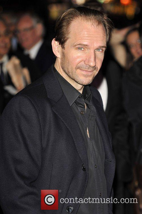 Ralph Fiennes,  at the 56th BFI London...