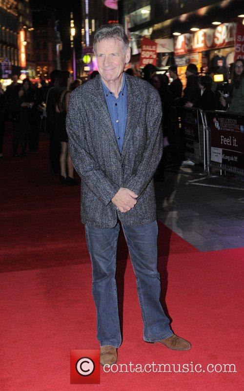 Micheal Palin   56th BFI London Film...