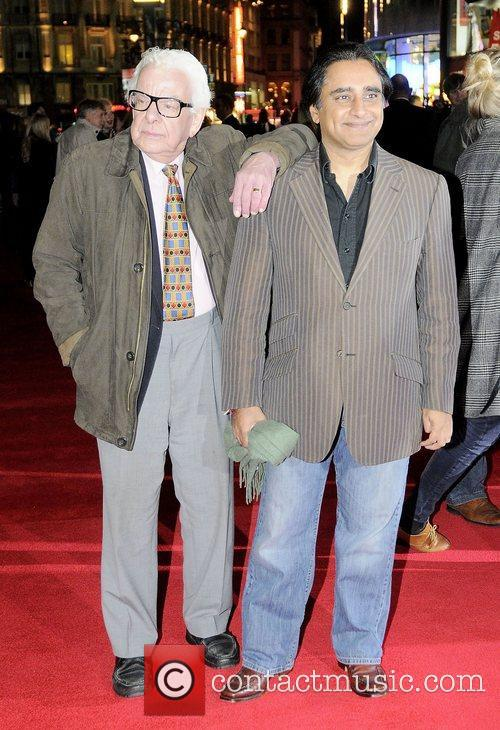 Barry Cryer and Sanjeev Bhaskar 10