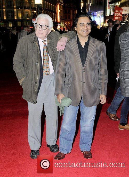 Barry Cryer and Sanjeev Bhaskar 1