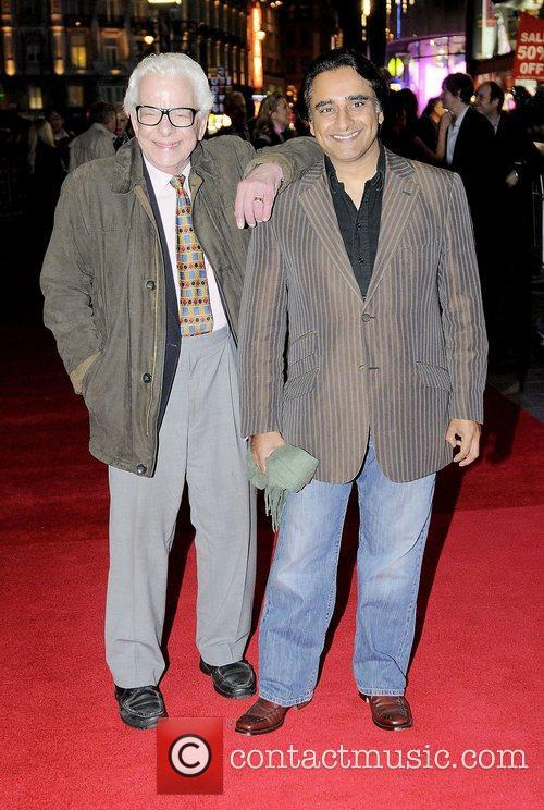 Barry Cryer and Sanjeev Bhaskar 2