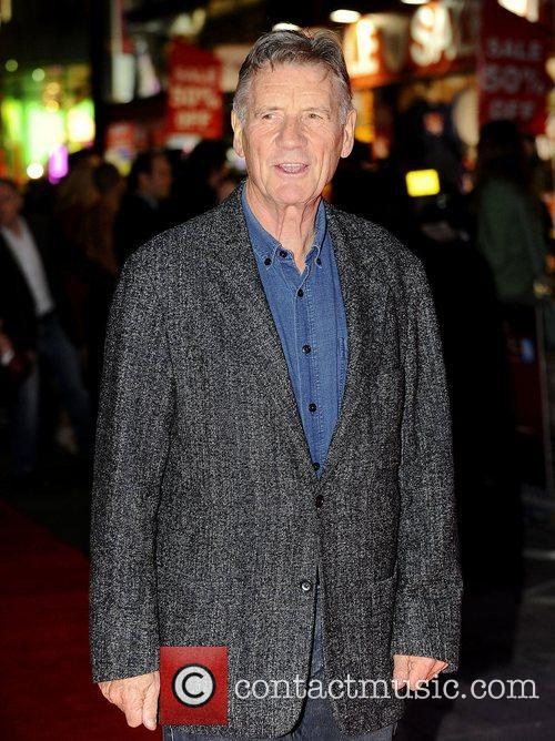 Micheal Palin at the 56th BFI London film...