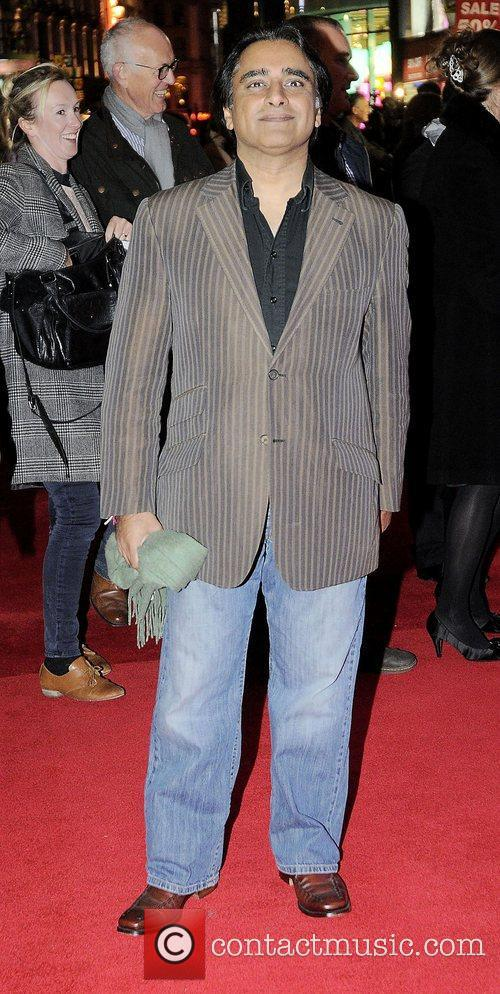 Sanjeev Bhaskar at the 56th BFI London film...