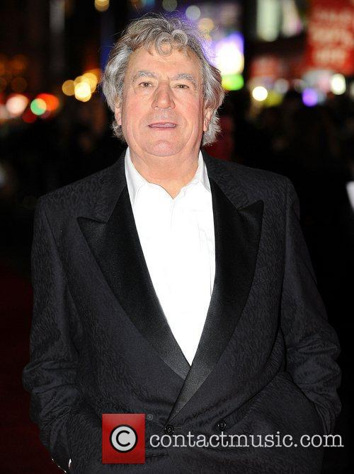 Terry Jones at the 56th BFI London film...