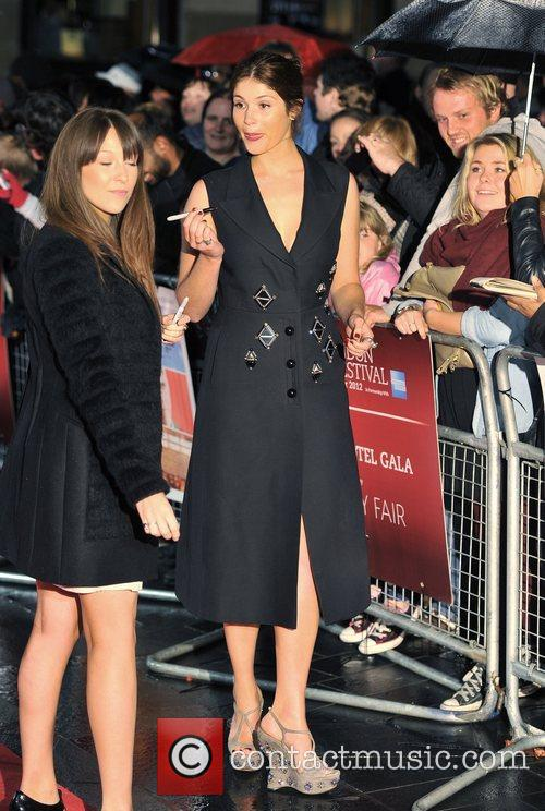 Gemma Arterton and Odeon West End 4