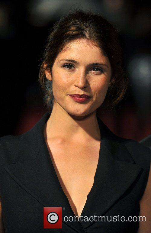 Gemma Arterton and Odeon West End 8