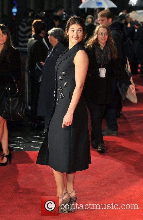Gemma Arterton and Odeon West End 6