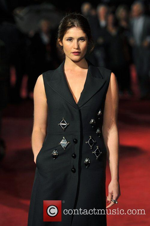Gemma Arterton and Odeon West End 11