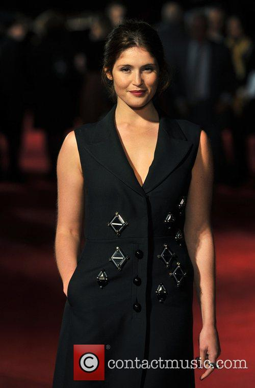 Gemma Arterton and Odeon West End 12
