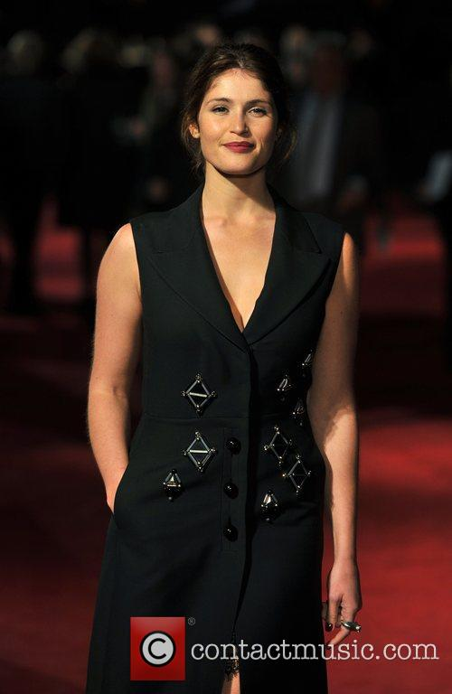 Gemma Arterton and Odeon West End 14