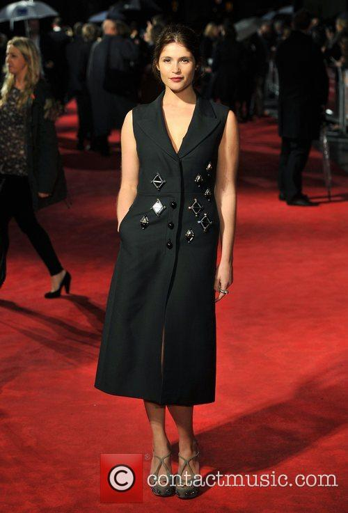 Gemma Arterton and Odeon West End 1