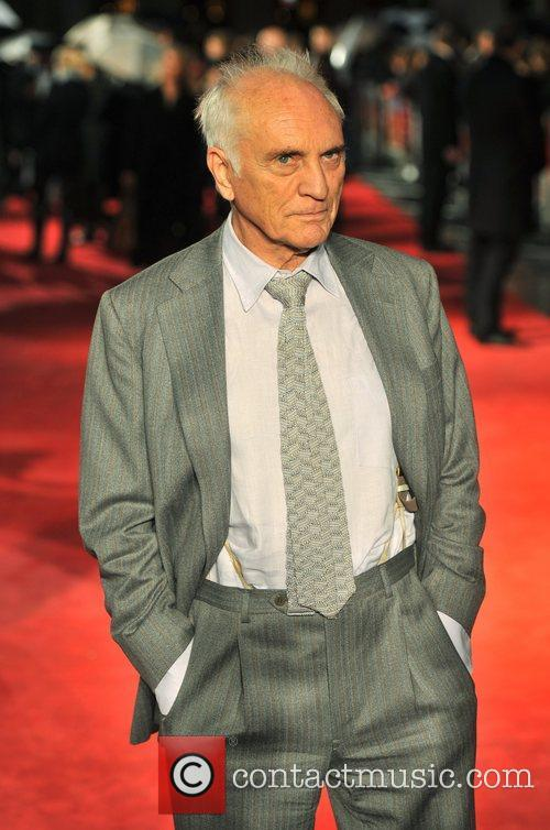 Terence Stamp 56th BFI London Film Festival: Song...