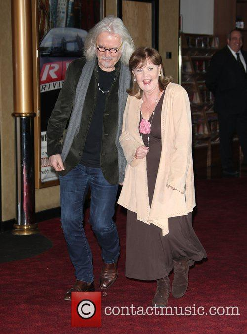 Billy Connolly and Pauline Collins 4