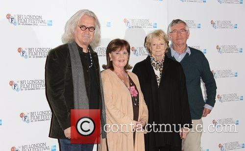 Billy Connolly, Pauline Collins, Maggie Smith and Tom Courtney 2