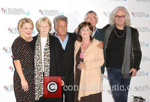 Sheridan Smith, Maggie Smith, Dustin Hoffman, Pauline Collins, Tom Courtney and Billy Connolly 7