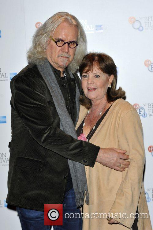 Billy Connolly and Pauline Collins 2