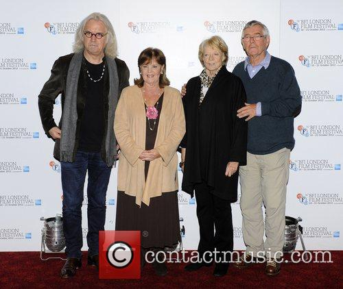Billy Connolly, Pauline Collins, Maggie Smith and Tom Courtenay