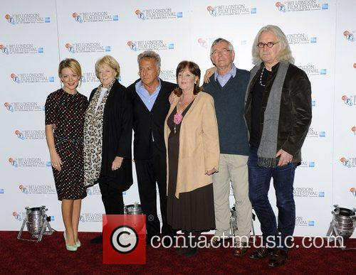 Sheridan Smith, Maggie Smith, Dustin Hoffman, Pauline Collins, Tom Courtenay and Billy Connolly 2
