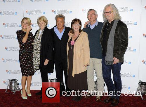 Sheridan Smith, Maggie Smith, Dustin Hoffman, Pauline Collins, Tom Courtenay and Billy Connolly 1