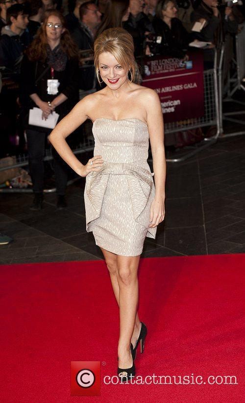 Sheridan Smith and Odeon Leicester Square 11