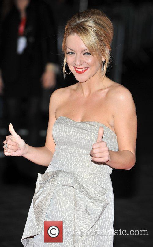 Sheridan Smith and Odeon Leicester Square 5