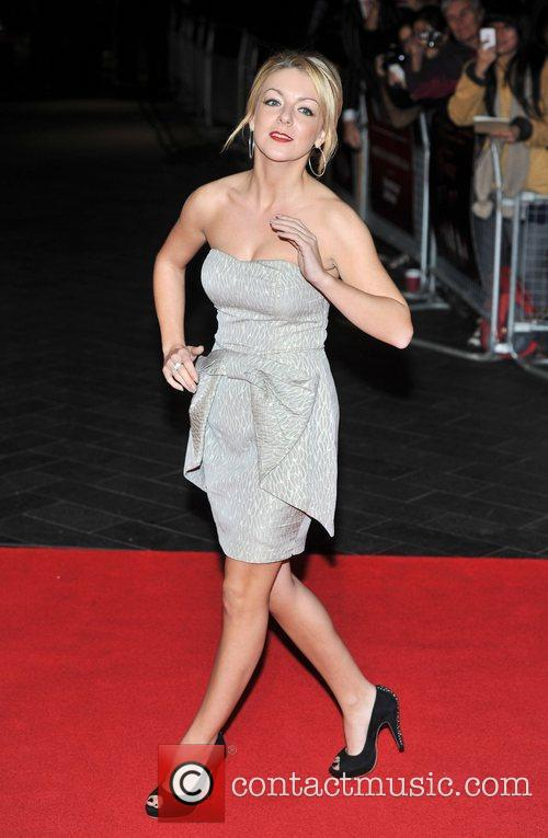 Sheridan Smith and Odeon Leicester Square 7