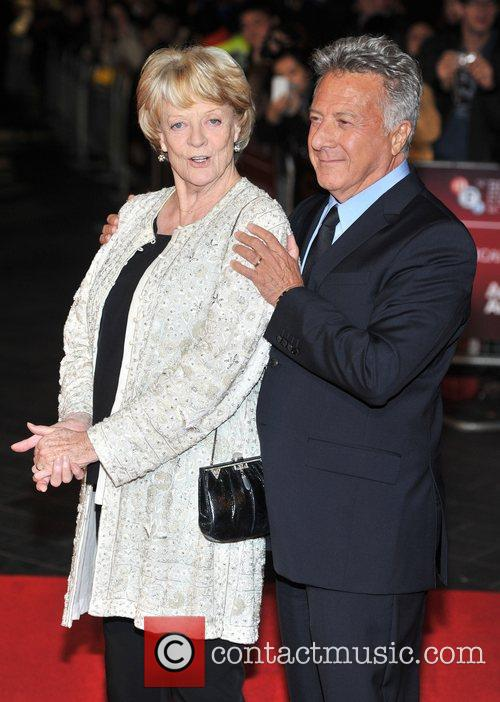 Dustin Hoffman, Dame Maggie Smith