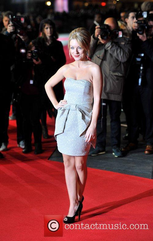 Sheridan Smith and Odeon Leicester Square 9
