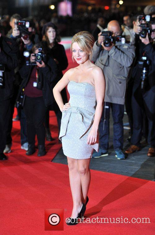 Sheridan Smith and Odeon Leicester Square 10