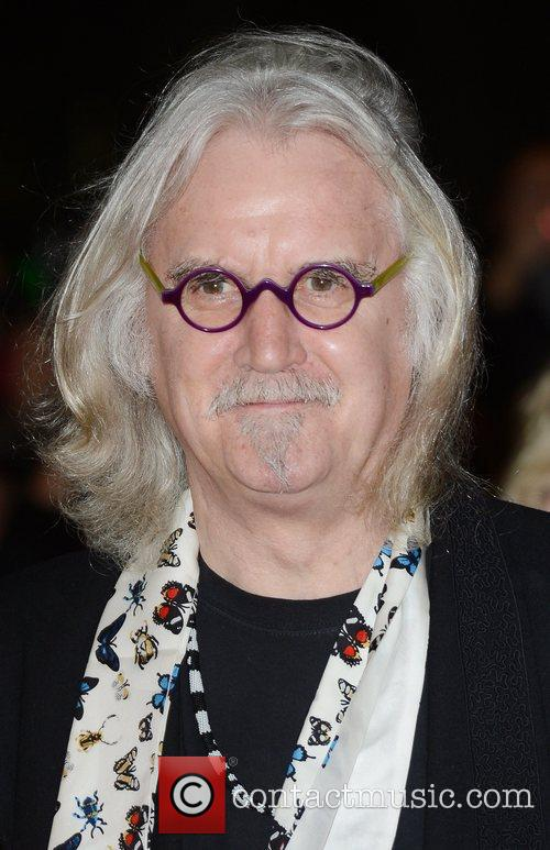 Billy Connolly, Quartet, Odeon, Leicester Square, London and England 5