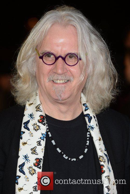 Billy Connolly, Quartet, Odeon, Leicester Square, London and England 4