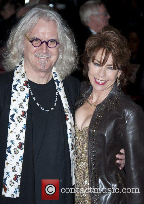 Billy Connolly, Quartet, Odeon, Leicester Square, London and England 1